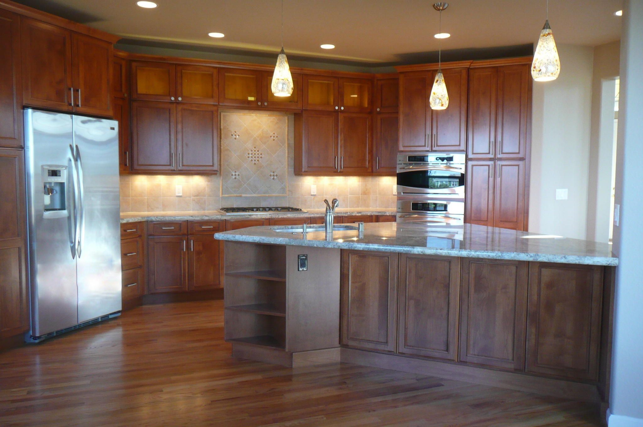 kitchen cabinet laminate overlay