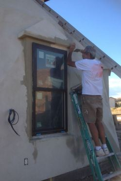 Windows installed in Haven™ home.